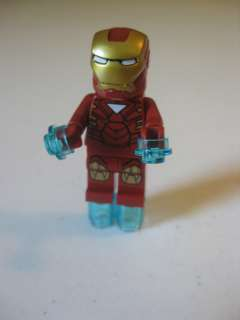 LEGO IRON MAN Minifigure SUPERHEROES AVENGERS 6867