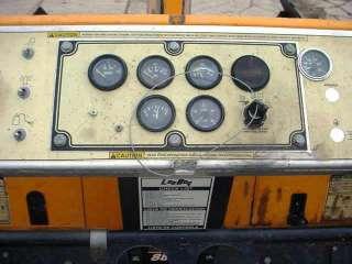 Asphalt Paver 8 15.6 Paving Width, Sonic Controls, 2740 Hrs