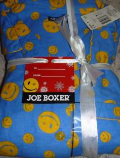 Joe Boxer Womens Plus Size Flannel Pajamas Size 1X 2X