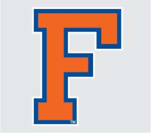 Florida Gators BLOCK F Logo vinyl decal UF sticker 6