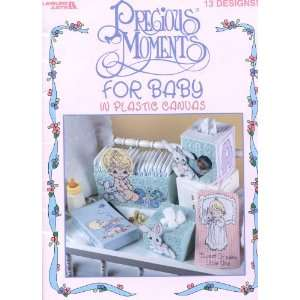 Precious Moments for Baby in Plastic Canvas: Various