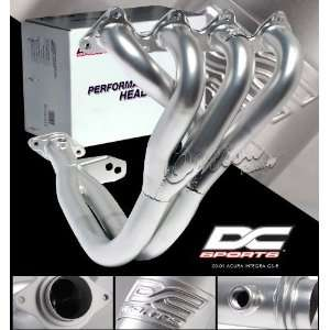 DC Sports 4 2 1 Ceramic Coated Performance Exhaust Manifold Header