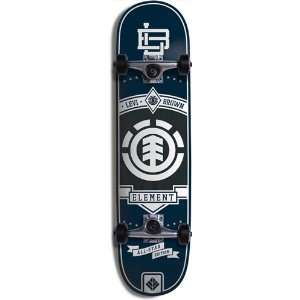 Element Skateboards Levi All Star Complete   8.125: Sports
