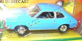1970 70 FORD PINTO BLUE FRESH CHERRIES MOTORMAX DIECAST RARE