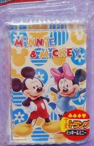 Disney Mickey and Minnie Mouse Playing Poker Cards #6