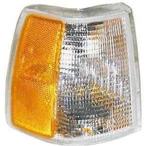 Park Signal Marker Light w/ Single Socket SAE DOT Automotive
