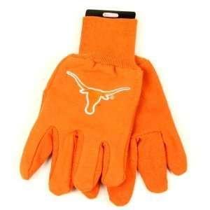 Texas Longhorns Orange Sport Utility Gloves  Sports