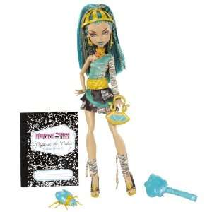 Mattel Monster High Nefera de Nile Doll Toys & Games