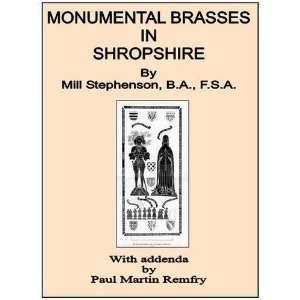Addenda (9781899376834) Mill Stephenson, Paul Martin Remfry Books