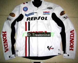 DUHAN Repsol Textile Racing Jacket NEW Motor Bike Yamaha HOnda