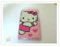 Hello kitty angel bling hard case for ipod touch 4 gen