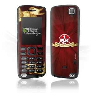 Design Skins for Nokia 5220 Xpress Music   1. FCK   You