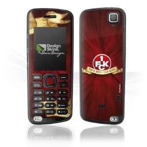 Design Skins for Nokia 5220 Xpress Music   1. FCK   You
