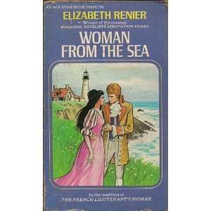 com Woman From the Sea (Ace Star Book 90833) Elizabeth Renier Books
