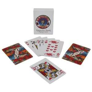 GRATEFUL DEAD Playing Cards *RARE*: Sports & Outdoors