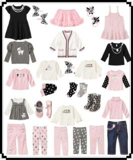 GYMBOREE Tres Fabulous Dress Pants Tops More UPick NWT