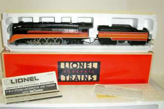 Lionel Train Set Southern Pacific GS 2 Daylight 4 8 4 Locomotive