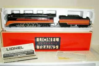 Lionel Train Set Southern Pacific GS 2 Daylight 4 8 4 Locomotive