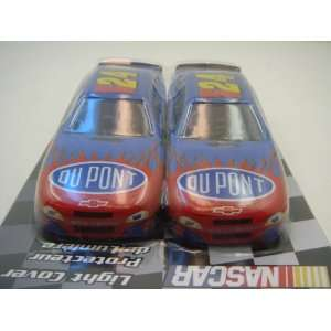 # 24 NASCAR Racing Car Christmas Ornament Set of 2: Home & Kitchen