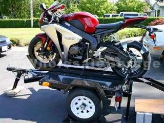 Two Bike Scooter Motocross Motorcycle Trailer Kit 3x4