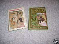 Books Mother Hubbard and Animal stories Vintage