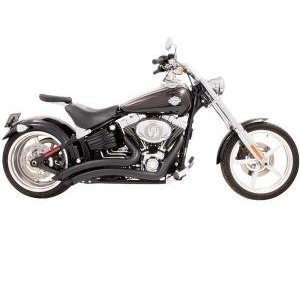 Harley Sharp Curve Radius Exhaust System for 2008 2011 Rocker Models