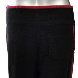 Sutton Studio Womens Pure Cashmere Drawstring Pants