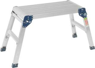Aluminum Double Rv Folding Scissor Step Camper Trailer Ladder
