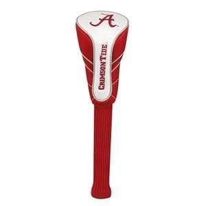 Alabama Crimson Tide College NCAA Logo Nylon Graphite Golf Single Head