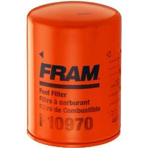 FRAM P10970 Heavy Duty Spin On Fuel Filter Automotive