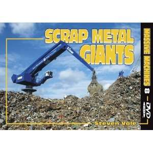 Scrap Metal Giants (9781906853860): Steven Vale: Books