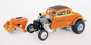 Precision Miniatures 118 1933 Willys Gasser K.S. Pittman   Ltd. Ed