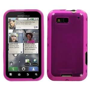 Gel Skin Cover Case For Motorola Defy MB525 Cell Phones & Accessories