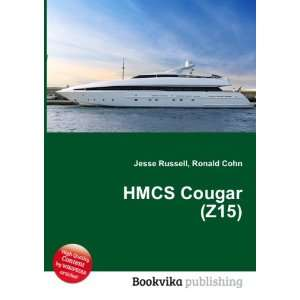 HMCS Cougar (Z15) Ronald Cohn Jesse Russell Books