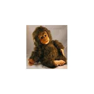 Hosung 1994 Full Bodied Monkey Hand Puppet Everything