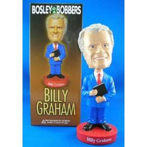 Rev Reverend Bill Billy Graham Limited Edition Rare Bobblehead Bobble
