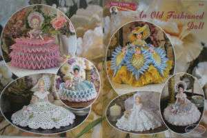 Annie Potter Crochet Pattern An Old Fashioned Doll