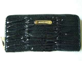 Michael Kors Continental Black Leather Wallet