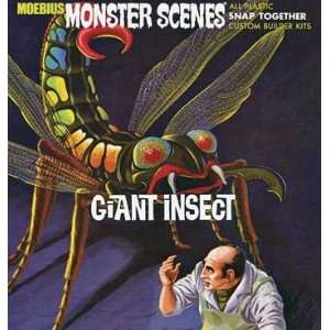 Moebius Models   Giant Insect (Plastic Figure Model) Toys