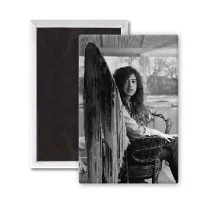 Jimmy Page   Led Zeppelin   3x2 inch Fridge Magnet   large