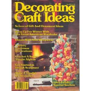 Decorating Craft Ideas November 1980 (11) Mary Johnson