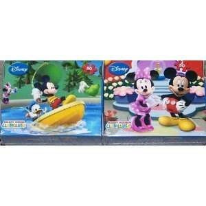 Disney Mickey Mouse Clubhouse 4 Piece Toddler Bedding Set