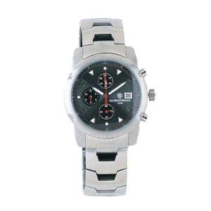 Smith & Wesson Chronograph Stainless Steel Watch   SWW 08