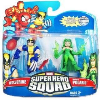 Marvel Super Hero Squad Iron Man 2 Iron Defense Squad 3 Pack with Iron