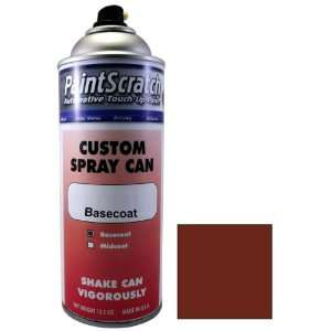 Oz. Spray Can of Maroon Touch Up Paint for 1972 Dodge Trucks (color