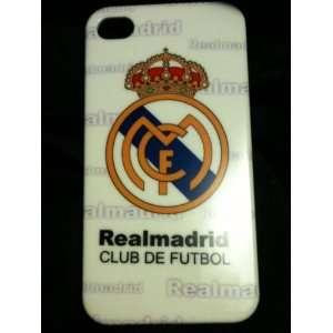 Realmadrid Club Iphone 4 Case + Screen Protector