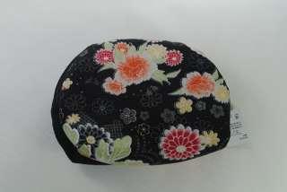 japan Kimono Brocade japanese girl Coin  Purse makeup case bag