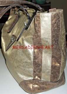 Purse Guess NWT Star Metal Gold Hobo Bag Purse Handbag Satchel Tote