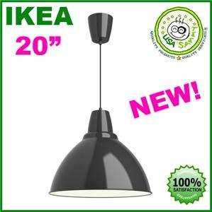 IKEA FOTO Modern Retro Pendant Lamp Light 3 size color