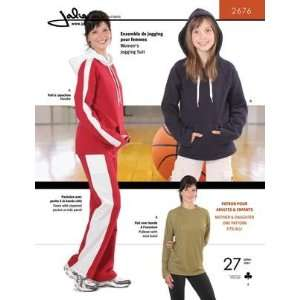Jalie Jogging Suit Pattern By The Each Arts, Crafts